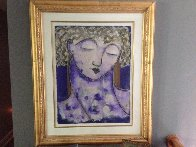 Mujer 1998 Limited Edition Print by Gaylord Soli  (Gaylord) - 1