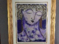 Mujer 1998 Limited Edition Print by Gaylord Soli  (Gaylord) - 2