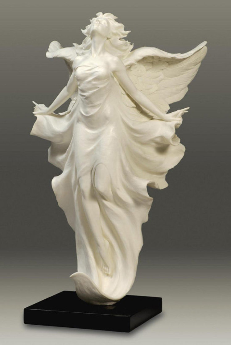 Transcendence Parian Sculpture 32 in Sculpture by Gaylord Ho