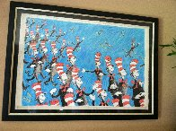 Singing Cats 1967 Limited Edition Print by Dr. Seuss - 3