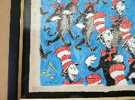 Singing Cats 1967 Limited Edition Print by Dr. Seuss - 4