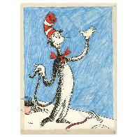 Cat That Changed the World 2014 Limited Edition Print by Dr. Seuss - 2