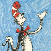 Cat That Changed the World 2014 Limited Edition Print by Dr. Seuss - 1
