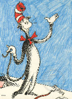Cat That Changed the World 2014 Limited Edition Print by Dr. Seuss - 0