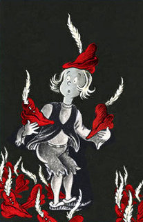 500 Hats of Bartholomew Cubbins 2013 Limited Edition Print by Dr. Seuss