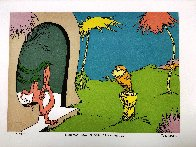 I Am the Lorax, I Speak For the Trees 1998 Limited Edition Print by Dr. Seuss - 1