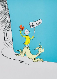 Illustration Art Portfolio I: Suite of 5 Prints 1998 Limited Edition Print - Dr. Seuss
