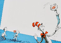Illustration Art Portfolio I: Suite of 5 Prints 1998 Limited Edition Print by Dr. Seuss - 2