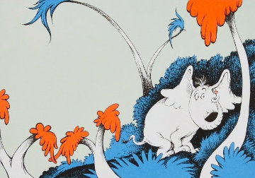 Illustration Art Portfolio II - The Art of Dr. Seuss, Suite of 5 Prints  Limited Edition Print by Dr. Seuss