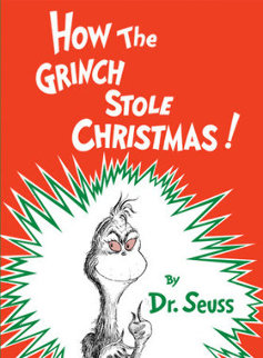 How the Grinch Stole Christmas! Cover Illustration 1999 Limited Edition Print - Dr. Seuss