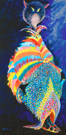 Joseph Katz And His Coat of Many Colors Limited Edition Print by Dr. Seuss