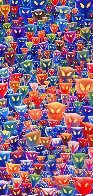 A Plethora of Cats 1997 Limited Edition Print by Dr. Seuss - 0