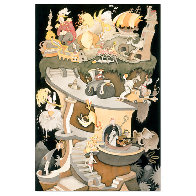 Tower of Babel 2002 Limited Edition Print by Dr. Seuss - 2