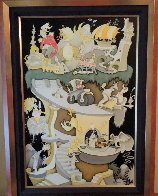 Tower of Babel 2002 Limited Edition Print by Dr. Seuss - 1