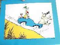 Would You? Could You? in a Car Limited Edition Print by Dr. Seuss - 1