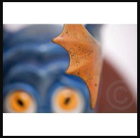Sea Going Dilemma Fish Resin Sculpture 36 in Sculpture by Dr. Seuss - 2