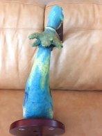 Unorthodox Taxidermy: Kangaroo Bird Resin Sculpture 2006 23 in Sculpture by Dr. Seuss - 3