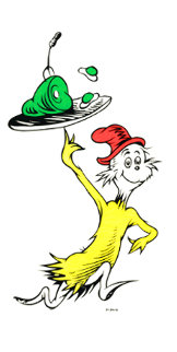 Green Eggs And Ham 50th Anniversary Print 2009 Limited Edition Print - Dr. Seuss
