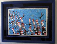 Singing Cats 2002 Limited Edition Print by Dr. Seuss - 1