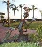 Cat in the Hat Monumental Bronze Sculpture 2006 Sculpture by Dr. Seuss - 0
