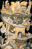 Tower of Babel CP 2002 Limited Edition Print by Dr. Seuss - 0