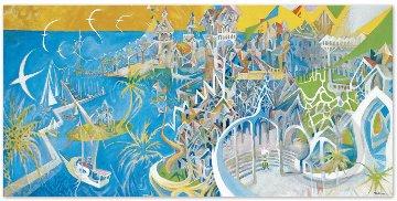 I Dreamed I Was a Doorman At the Hotel Del Coronado 2003 Limited Edition Print - Dr. Seuss