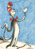 Cat That Changed the World 2012 Limited Edition Print by Dr. Seuss - 0