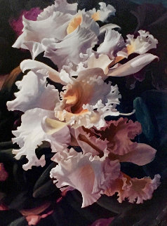Iris   Limited Edition Print - Michael Gerry