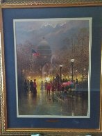 American Dream 1993 Limited Edition Print by G. Harvey - 1