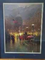 American Dream 1993 Limited Edition Print by G. Harvey - 2