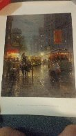 Old Dallas Main Street 2008 Limited Edition Print by G. Harvey - 1