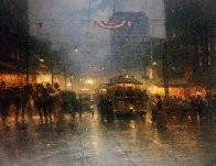 A Changing Era AP 2010 Limited Edition Print by G. Harvey - 0