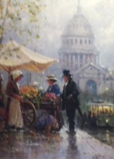 Senator 2001 Limited Edition Print - G. Harvey