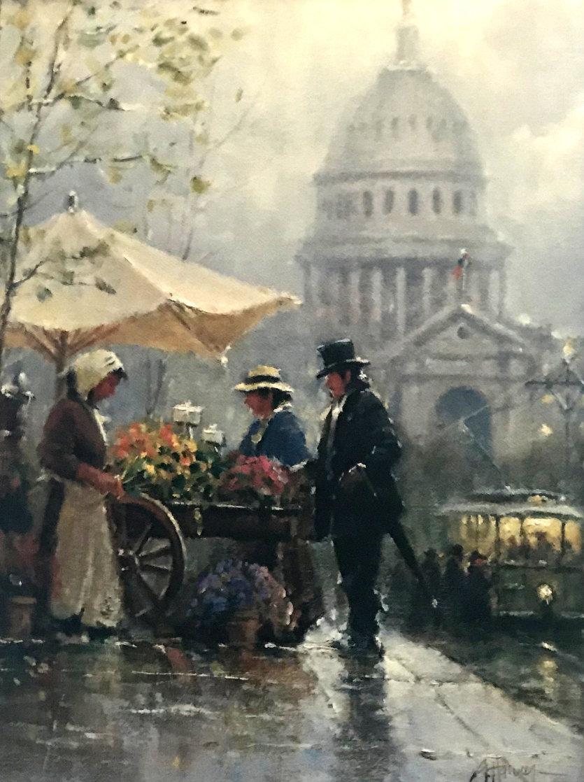 Senator 2001  Washington D.C. Limited Edition Print by G. Harvey
