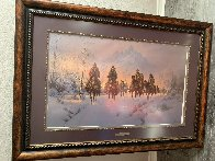 Men of the Great Northwest AP 1993 Limited Edition Print by G. Harvey - 1