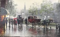 City Showers 1994 Limited Edition Print by G. Harvey - 1