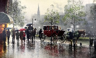 City Showers 1994 Limited Edition Print by G. Harvey - 0