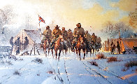 Jackson's Winter Campaign 1991 Limited Edition Print by G. Harvey - 0