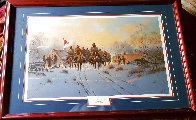 Jackson's Winter Campaign 1991 Limited Edition Print by G. Harvey - 1