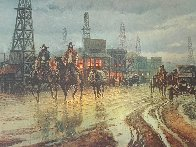 Boomtown Drifters Limited Edition Print by G. Harvey - 0