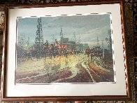 Boomtown Drifters Limited Edition Print by G. Harvey - 1