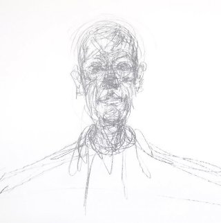 Buste D'homme 1964 Limited Edition Print - Alberto Giacometti