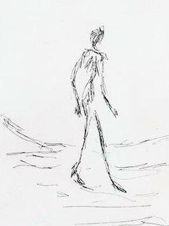 Walking Man 1964 Limited Edition Print - Alberto Giacometti