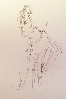 Sans Title Limited Edition Print by Alberto Giacometti