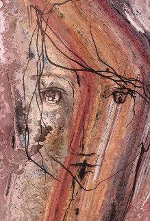 Female 1981 24x19 Original Painting by Gino Hollander