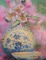 Ming Vase 2000 Limited Edition Print by Yankel Ginzburg - 0