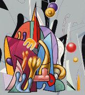 Space Odyssey AP Limited Edition Print by Yankel Ginzburg - 0
