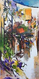 Spring 48x24   Original Painting - Kamal Givian