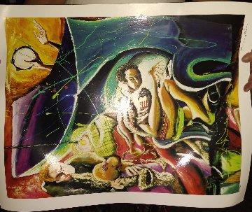 Three Harmonizing With One 2001 Limited Edition Print by Marcus Glenn