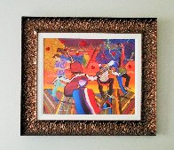 Festival For the VIP 2010 Embellished Limited Edition Print by Marcus Glenn - 1